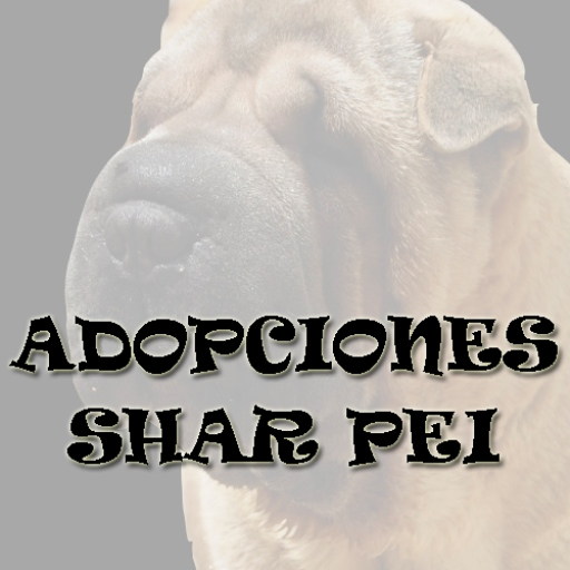 App Adopcions Shar pei
