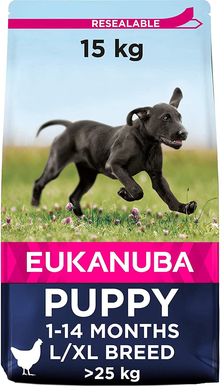 Eukanuba Cachorro Raza grande Pollo